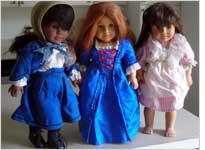 One Slatester's childhood dolls