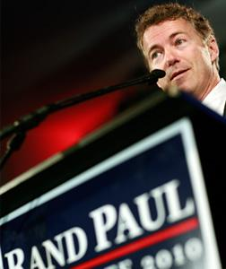 Rand Paul. Click image to expand.