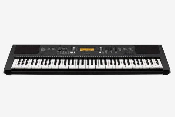 Yamaha PSR-EW300 76-Key Portable Keyboard with Power Supply