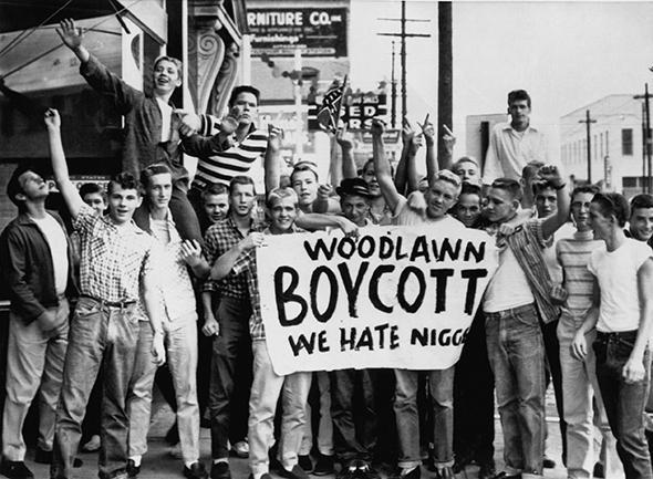 Birmingham segregation
