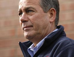 U.S. House Minority Leader Rep. John Boehner (R-OH). Click image to expand.