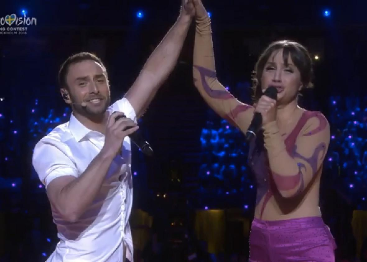 Watch Eurovision Use the Power of Science to Craft the Ultimate Eurovision Song
