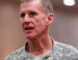 Gen. McChrystal. Click image to expand.