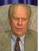 Gerald Ford. Click image to expand.