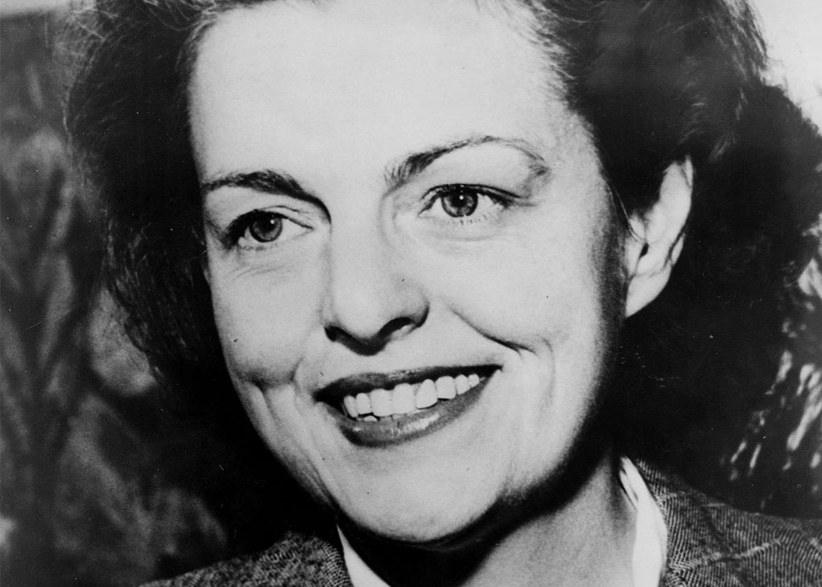 Helen Douglas, U.S. Representative from California.