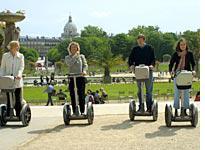 A team of American technocrats invades Paris' parks
