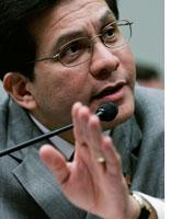 Alberto Gonzales. Click image to expand.