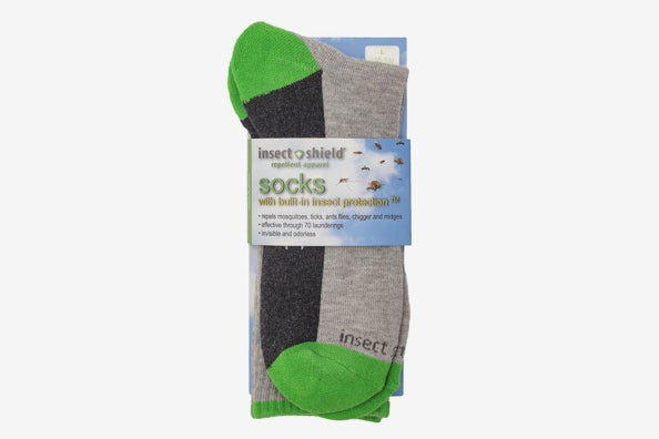 Insect Shield Sport Crew Sock