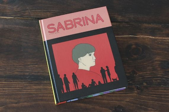 The cover of Sabrina by Nick Drnaso.