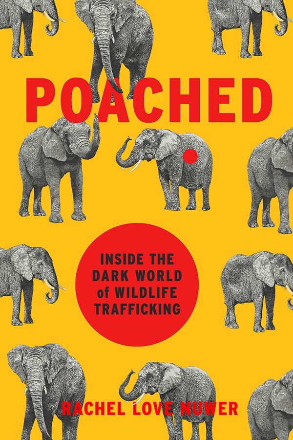 Book cover of Poached.