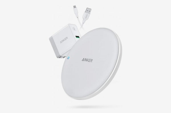 Anker PowerWave Charging Pad with Internal Cooling Fan.