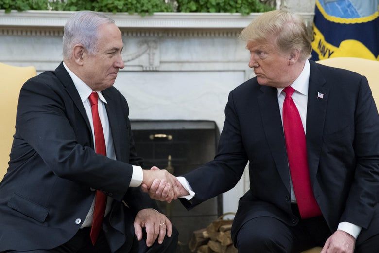 The Angle: Israel Sides With Trump at Its Own Peril