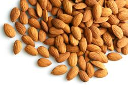 Almonds. Click image to expand.