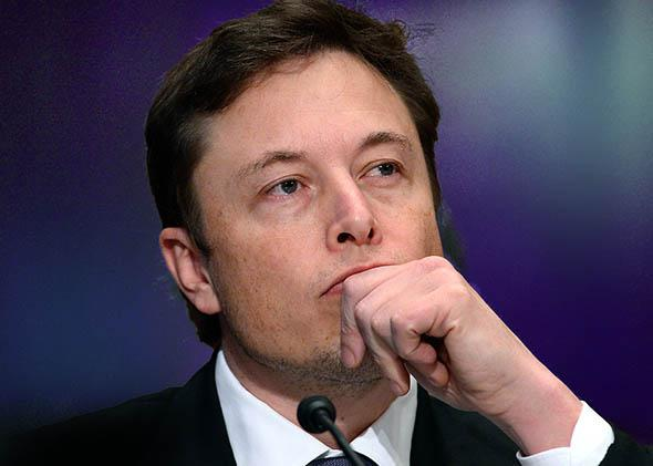 Elon Musk, Chief Executive Officer and Chief Designer of Space Exploration Technologies.