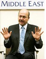 Iraqi Deputy Prime Minister Barham Salih. Click image to expand.