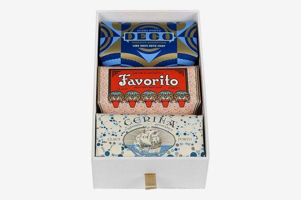 Claus Porto Soap Gift Box Deco Collection