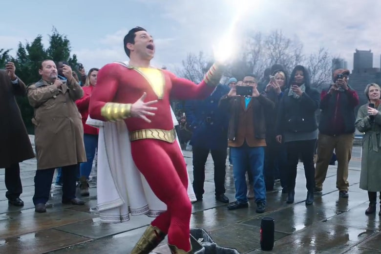 Slikovni rezultat za shazam movie