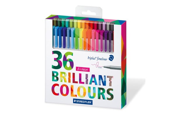 Staedtler Coloring Pens.