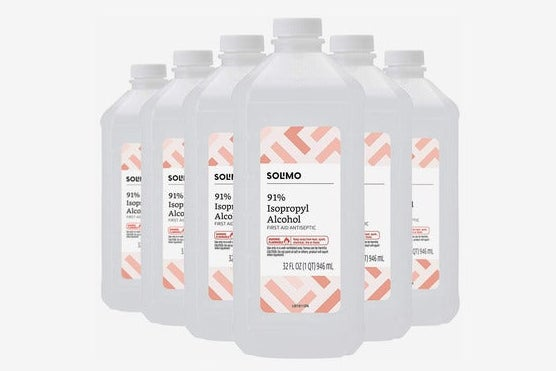 Solimo 91% Isopropyl Alcohol