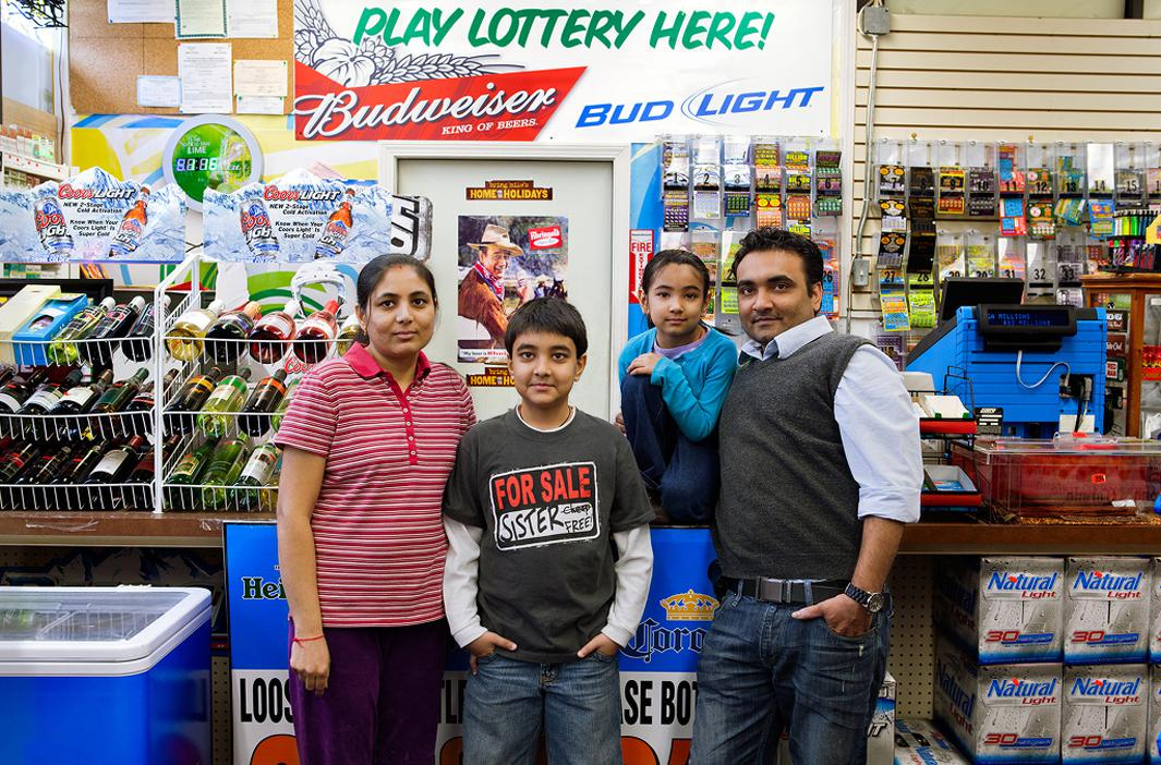 The Patel Family. Harry Patel is the owner of Jays in Lowell, Ma,The Patel Family. Harry Patel is the owner of Jays in Lowell, Massachusetts. Considered a very lucky store by neighborhood players, they have sold two winning $1 million scratch tickets in the last 10 years.