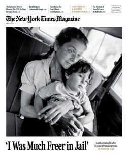 The New York Times Magazine. Click image to cover.