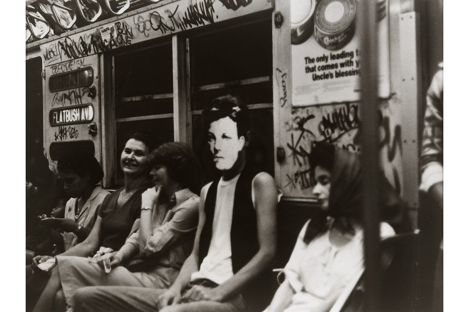 David Wojnarowicz's photo Arthur Rimbaud in New York.