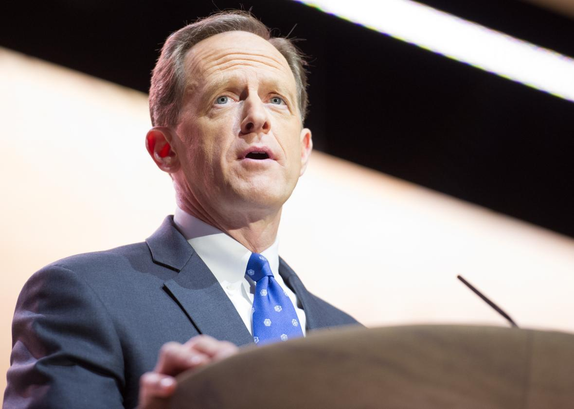 Pat Toomey background check amendment: Why the No Child Left
