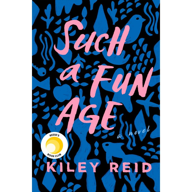 Such a Fun Age book cover.