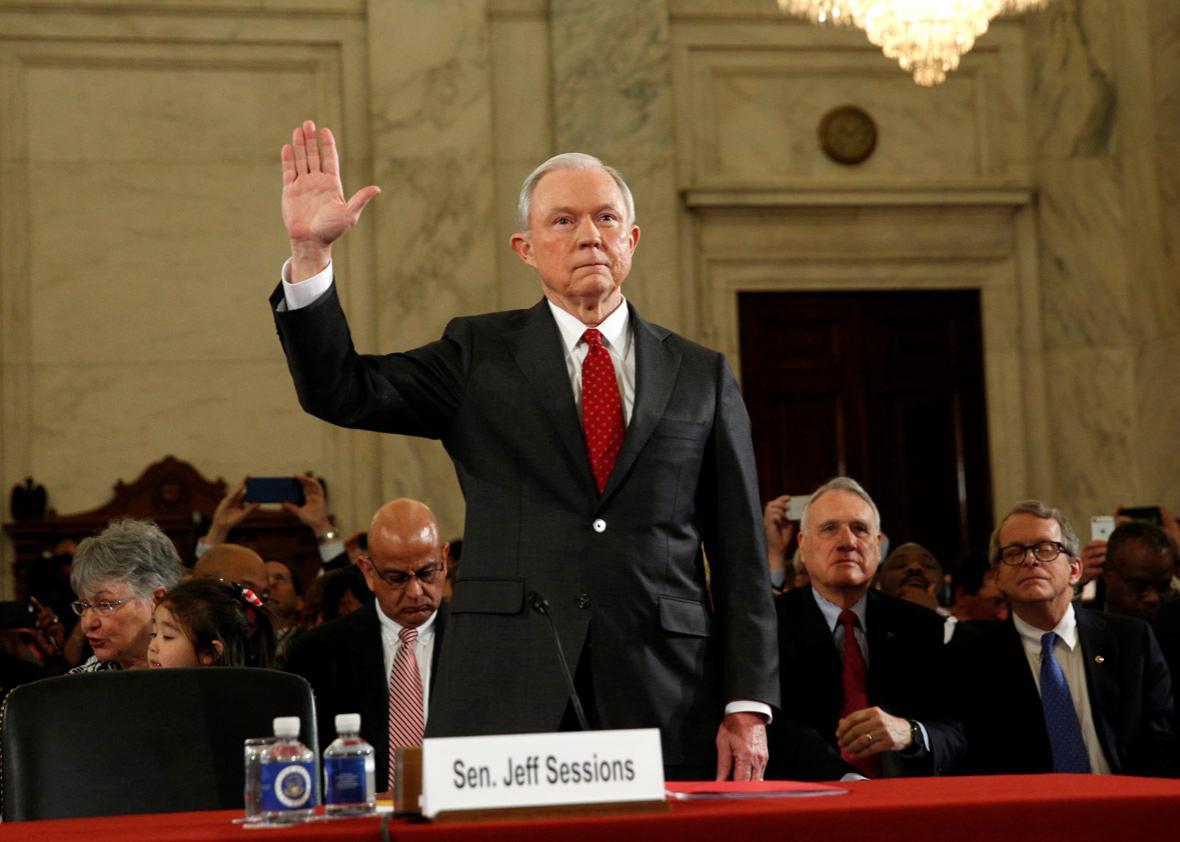 U.S. Sen. Jeff Sessions