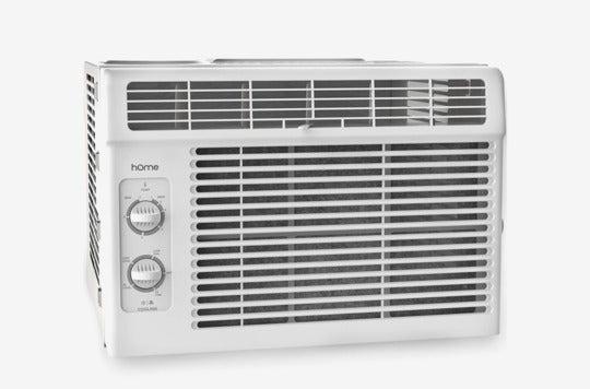HomeLabs Cold Window Air Conditioner 5,000 BTU.