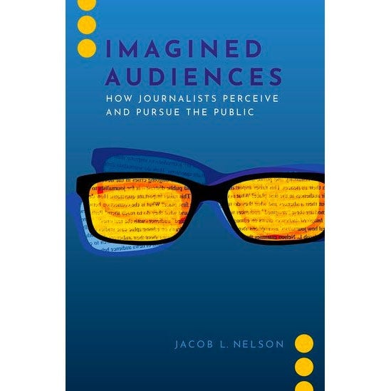 Book cover of Imagine Audiences.