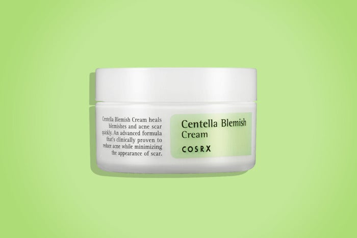 This Cosrx Blemish Cream Can Heal an Acne Scab in Pretty Much a Day