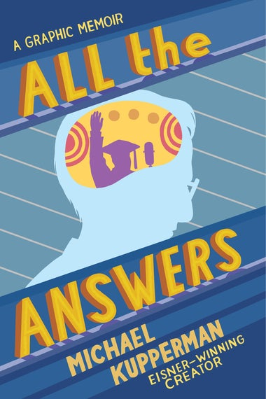 All the Answers book cover.