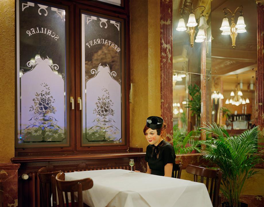 Restaurant Schiller, Freiburg, Germany
