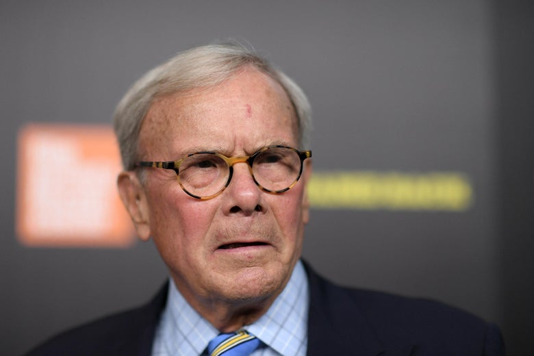 Two women accuse former NBC News anchor Tom Brokaw of sexual