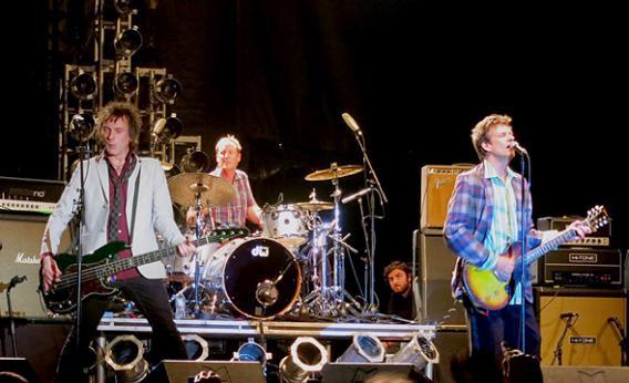 The Replacements reunite at Riot Fest Toronto