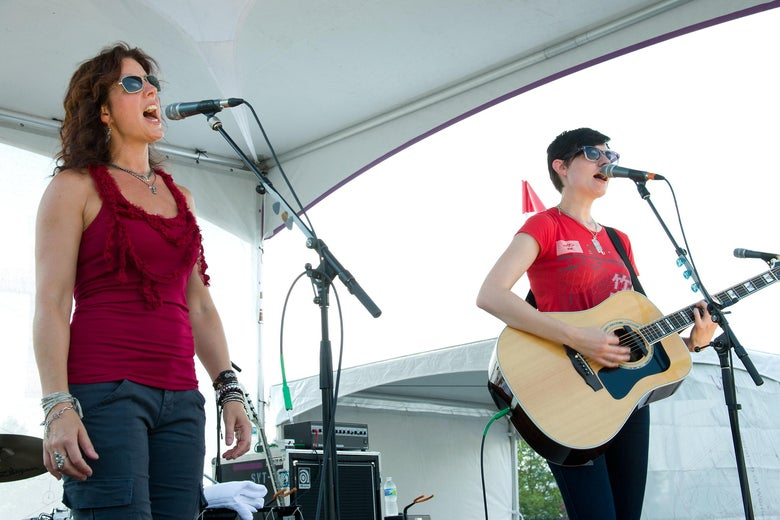 How Sarah McLachlan Capped a Decade of Female Chart Dominance by Launching Lilith Fair