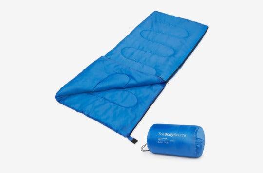 Active Era Premium Lightweight Single Sleeping Bag.