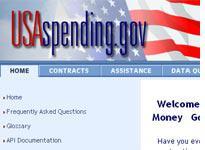 USAspending.gov. Click image to expand.