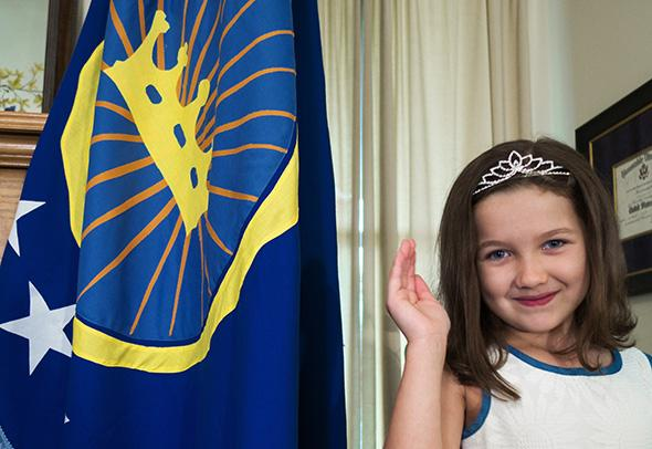 Princess Emily Heaton