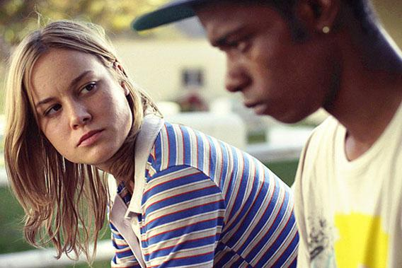 """Still of Brie Larson and Keith Stanfield in """"Short Term 12."""""""