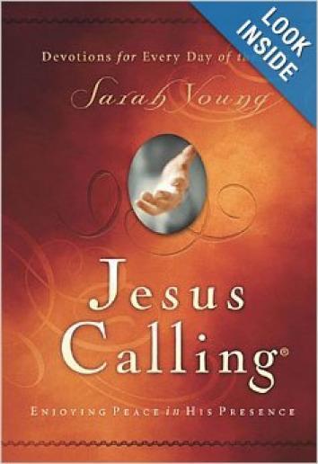 Sarah Young: Jesus Calling
