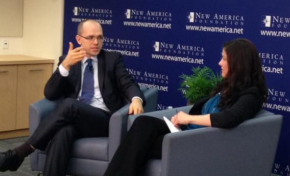 Evgeny Morozov and Christine Rosen discuss To Save Everything, Click Here.