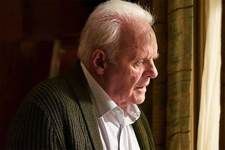"Ən yaxşı aktyor - Anthony Hopkins, ""The Father"""