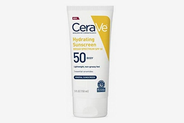 CeraVe Mineral Sunscreen Lotion