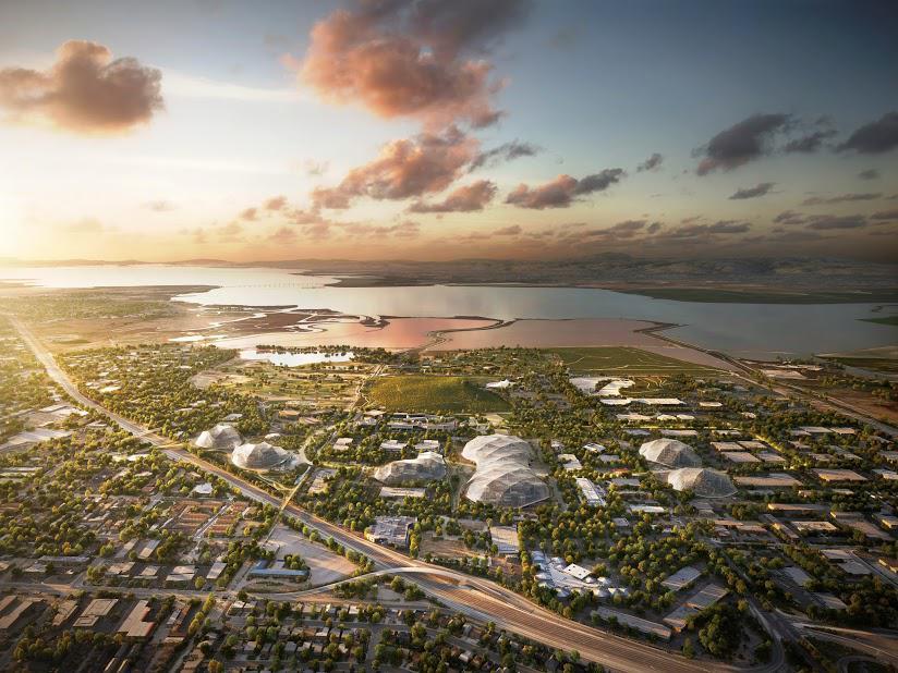 Google North Bayshore campus