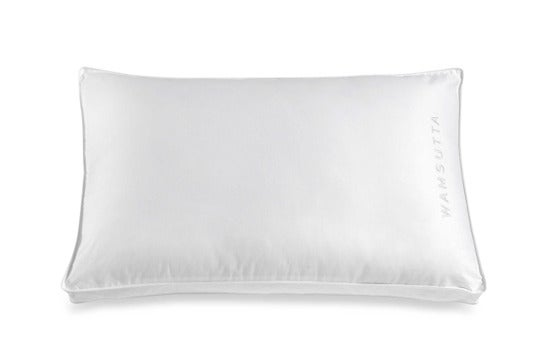 Wamsutta extra-firm pillow.