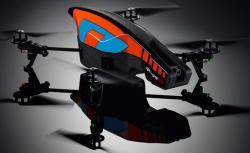 Parrot Drone 2.0 Quadricopter.