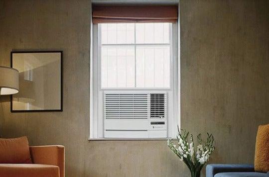 Friedrich Chill 6,000 BTU Window Air Conditioner.