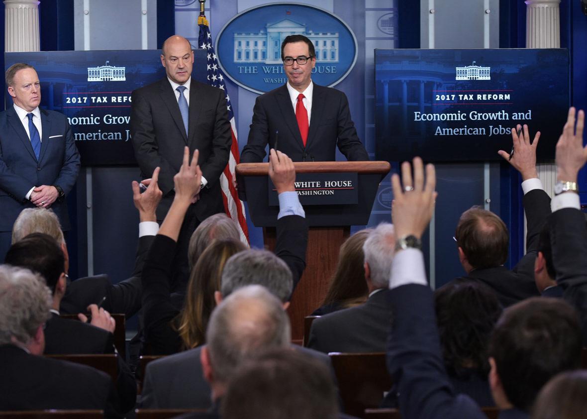 Donald Trump's tax reform plans
